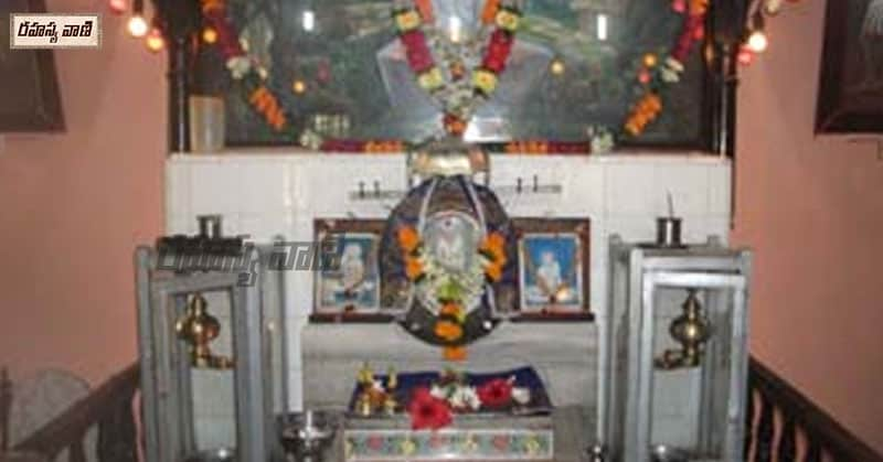 Baba first Temple