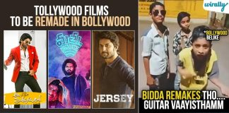 6 Recent Tollywood Films That Are Going To Be Remade In Bollywood