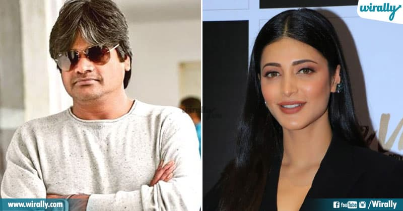 6 Star Directors With Heroines
