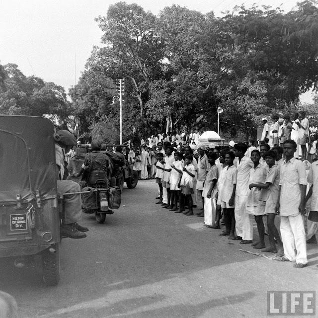 6. 1948 Hydreabad India Massacre