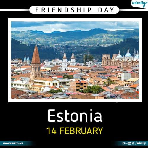 7 Estonia