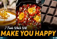 7 Foods Which Will Make You Happy