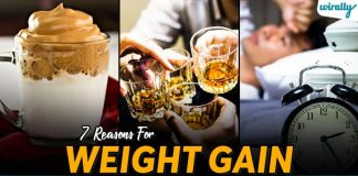 7 Reasons For Weight Gain