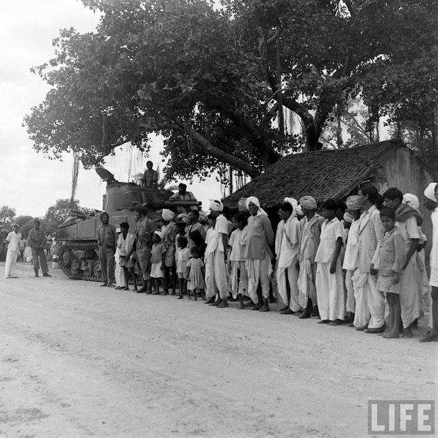 7. 1948 Hydreabad India Massacre