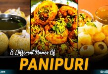 8 Different Names Of Panipuri