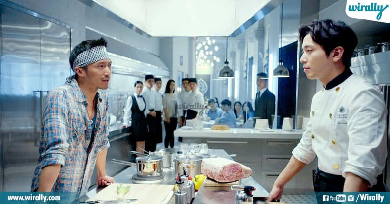8 Entertaining Movie About Cooking