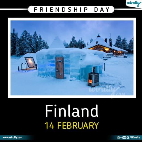 8 Finland