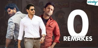 8 Tollywood Heroes With Zero Remake Movies Till Date