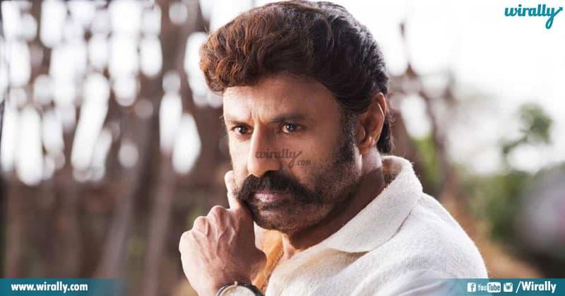 9 Telugu Heroes More Than 100 Films