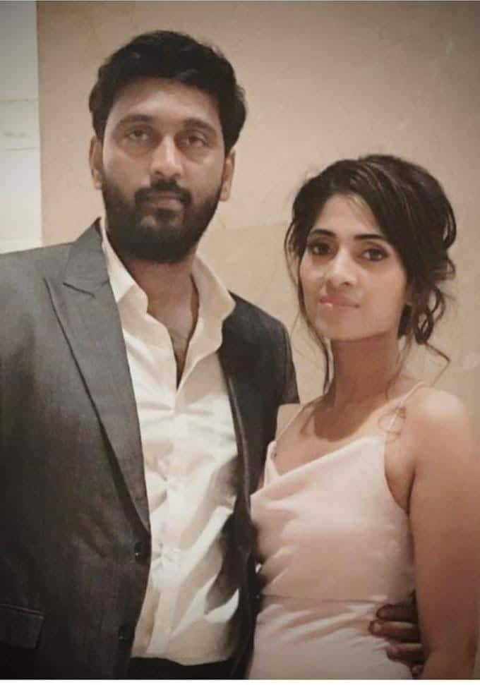 Actor Ajay With His Wife Swetha Ravuri 4