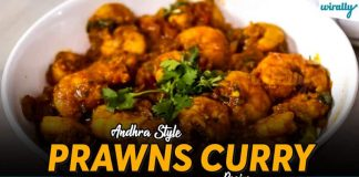 Andhra Style Prawns Curry Recipe