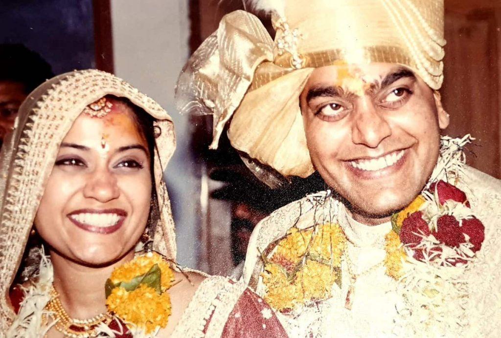 Ashutosh Rana With His Wife Renuka Shahane 1 1024x692