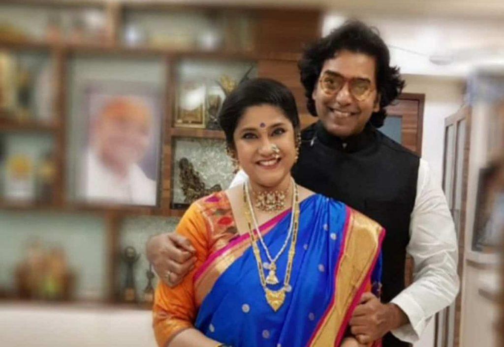 Ashutosh Rana With His Wife Renuka Shahane 5 1024x706
