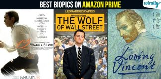 Best Biopics On Amazon Prime