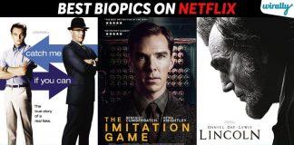 Best Biopics On Netflix