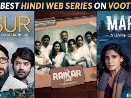 Best Hindi Web Series On Voot