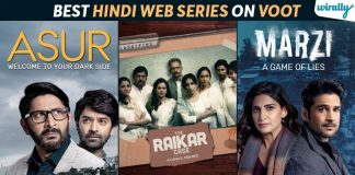 Best Hindi Web Series On Voot
