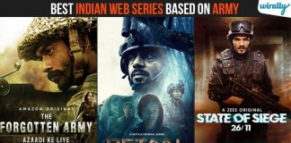 Best Indian Web Series Based On Army