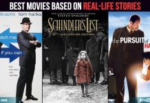 Best Movies Based On Real Life Stories