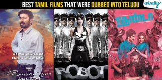 Best Tamil Films That Were Dubbed Into Telugu