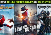 Best Telugu Dubbed Movies On Mx Player