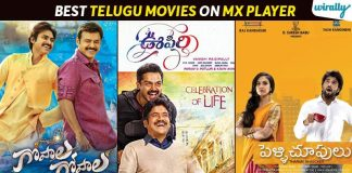 Best Telugu Movies On Mx Player