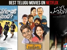 Best Telugu Movies On Netflix