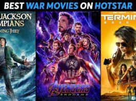 Best War Movies On Disney Hotstar