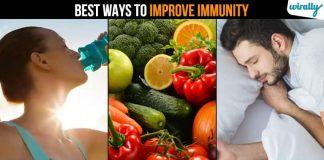 Best Ways To Improve Immunity