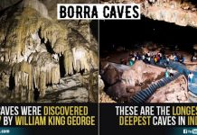 Borra Caves In Visakhapatnam