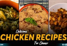 Delicious Chicken Recipes For Dinner