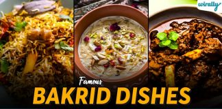 Famous Bakrid Dishes