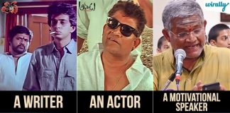 Few Things That Prove Tanikella Bharani Garu A Great Writer Actor & Motivational Speaker But Overshadowed