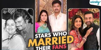 Film Stars Who Fell In Love With Their Fans And Tied The Knot With Them