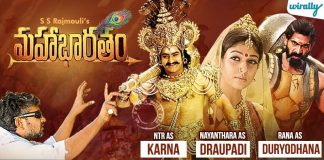 If Rajamouli Make Mahabharatham We Would Like To See These South Actors In Respective Roles