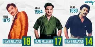 List Of Telugu Heroes With Most Number Of Releases In A Year