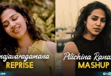 Love Mashups Then You Must Checkout The Beautiful Mashups & Reprise Versions Of Singer Manisha Eerabathini