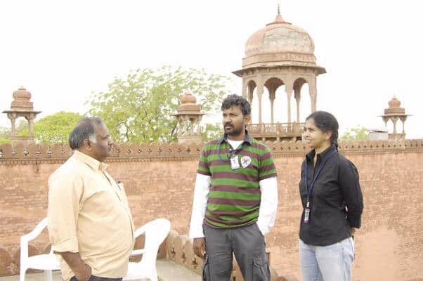 Magadheera Movie Unseen Working Stills (11)