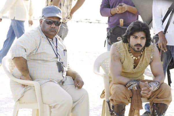 Magadheera Movie Unseen Working Stills (13)