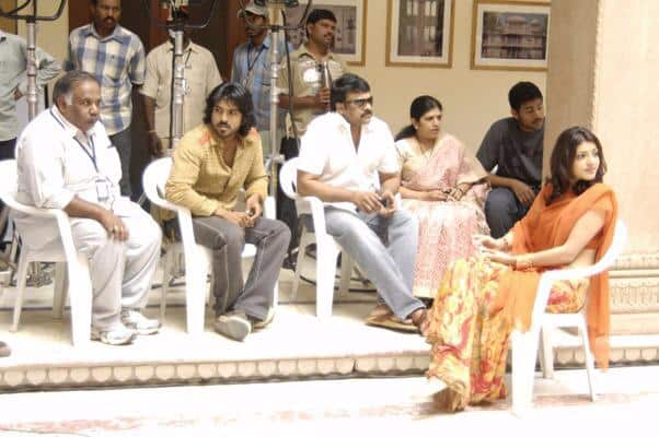 Magadheera Movie Unseen Working Stills (14)