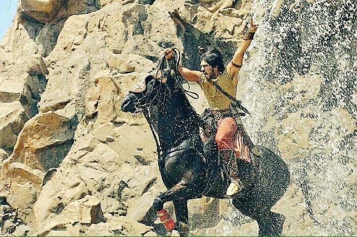 Magadheera Movie Unseen Working Stills (23)