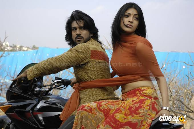 Magadheera Movie Unseen Working Stills (24) (1)