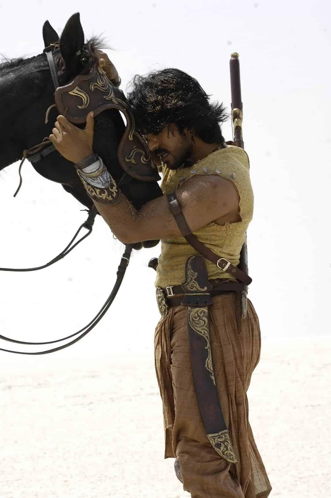 Magadheera Movie Unseen Working Stills (29)