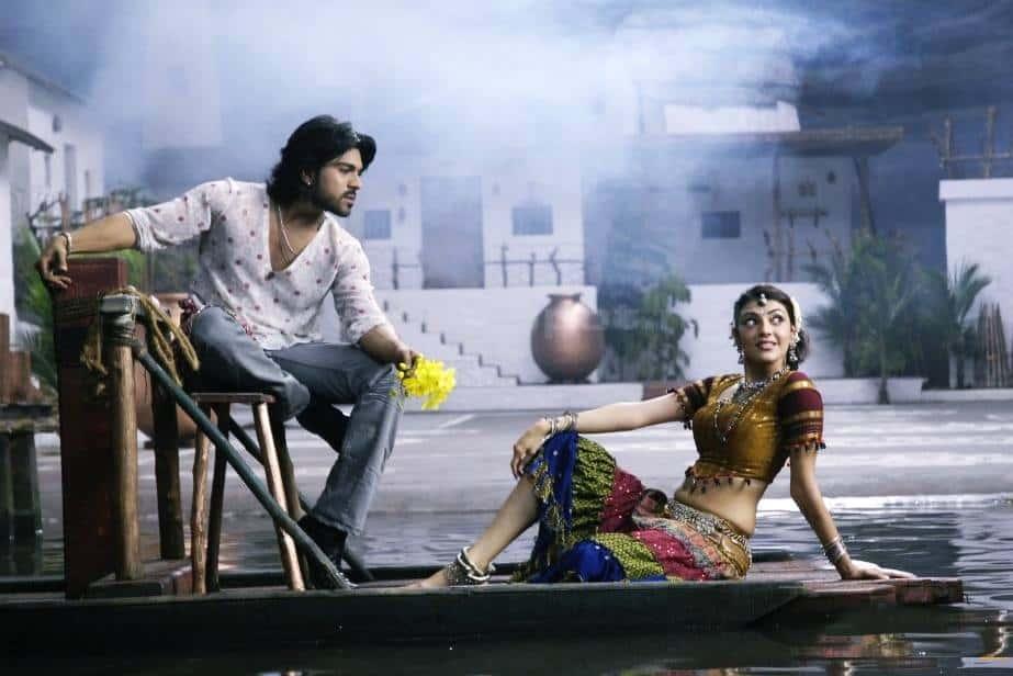 Magadheera Movie Unseen Working Stills (3)