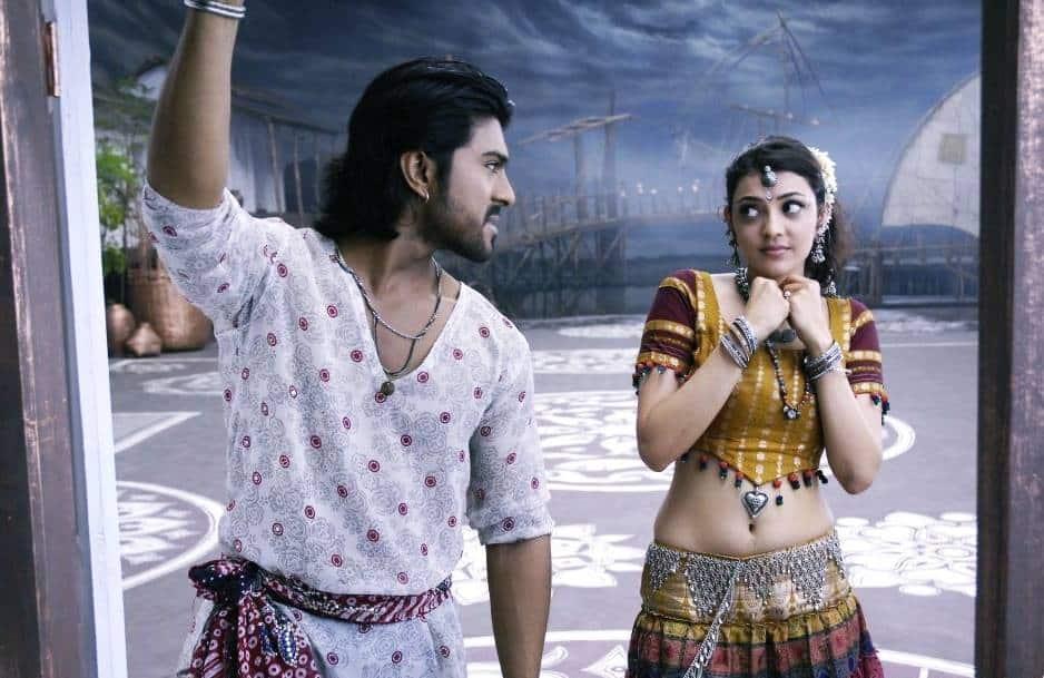 Magadheera Movie Unseen Working Stills (4)