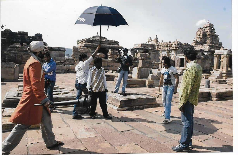 Magadheera Movie Unseen Working Stills (42)