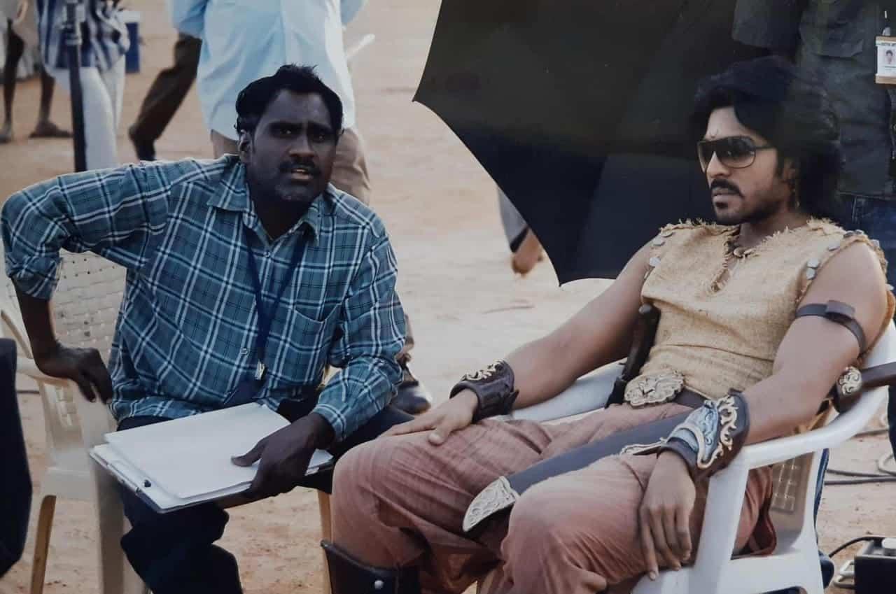 Magadheera Movie Unseen Working Stills (43)