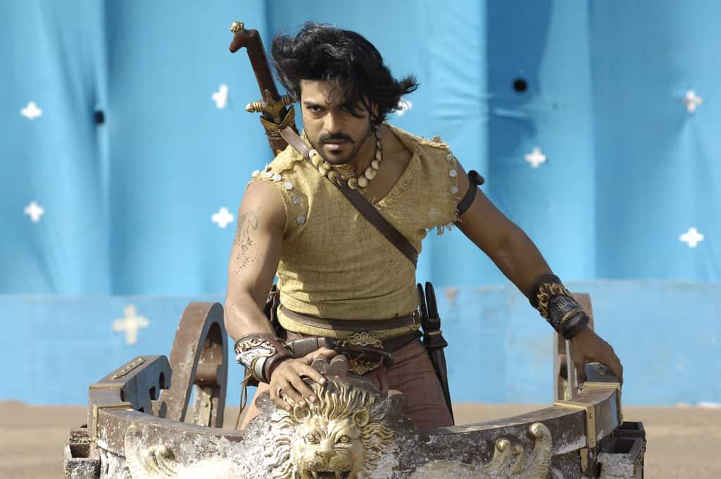 Magadheera Movie Unseen Working Stills (45)