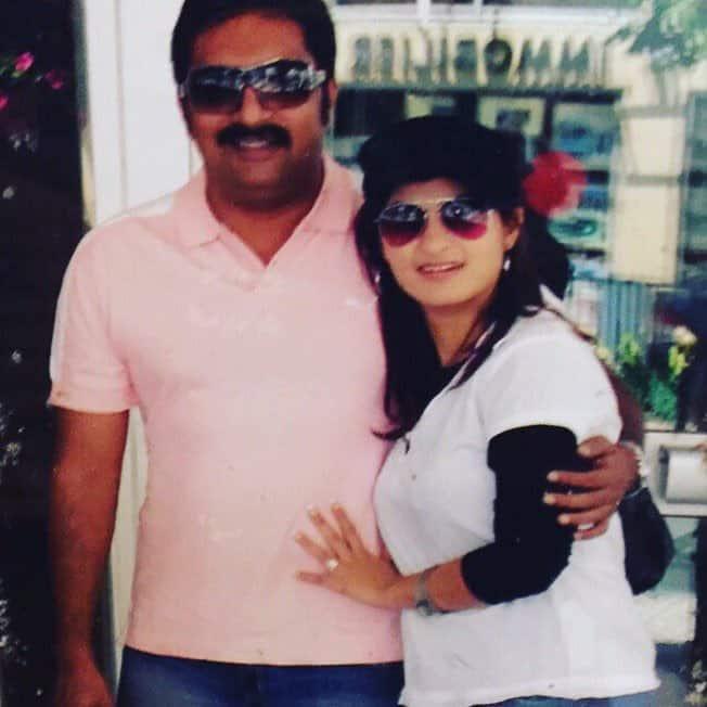 Prakash Raj With His Wife Pony Verma 3