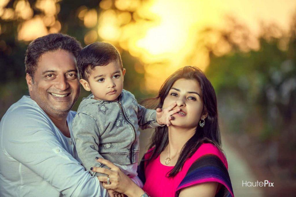 Prakash Raj With His Wife Pony Verma 5 1024x682